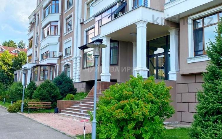 3-комнатная квартира, 164 м², 3/4 этаж, Достык 535 — Оспанова за 131.5 млн 〒 в Алматы, Медеуский р-н