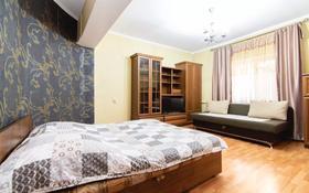 1-комнатная квартира, 38 м², 2/6 этаж посуточно, мкр Самал-1, Достык 114 — Сатпаева за 8 000 〒 в Алматы, Медеуский р-н