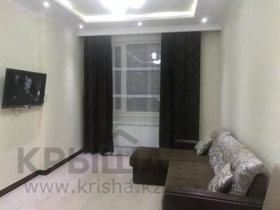 1-комнатная квартира, 44 м², 4 этаж помесячно, Бухар Жирау 30/1 за 100 000 〒 в Нур-Султане (Астана), Есиль р-н