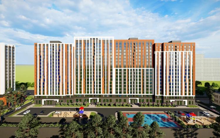 1-комнатная квартира, 37 м², 6/17 этаж, Кабанбай батыра 51 за ~ 11.1 млн 〒 в Нур-Султане (Астана), Есиль р-н