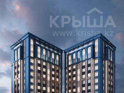 2-комнатная квартира, 48.4 м², 4/13 этаж, Досмухамедова 79 — Кабанбай батыра за ~ 24.7 млн 〒 в Алматы, Алмалинский р-н