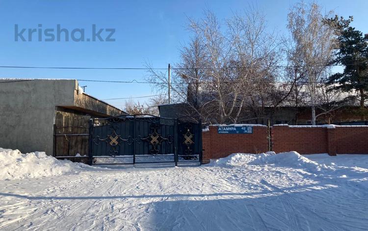 3-комнатный дом, 89 м², 8 сот., Атамура 42А за 26 млн 〒 в Нур-Султане (Астана), Алматы р-н
