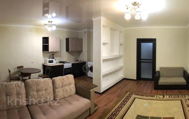 1-комнатная квартира, 45 м², 6/11 этаж, Каныша Сатпаева 23 за 12.8 млн 〒 в Нур-Султане (Астана), Алматы р-н
