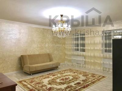 3-комнатная квартира, 104 м² помесячно, Кенесары 8 за 190 000 〒 в Нур-Султане (Астана)