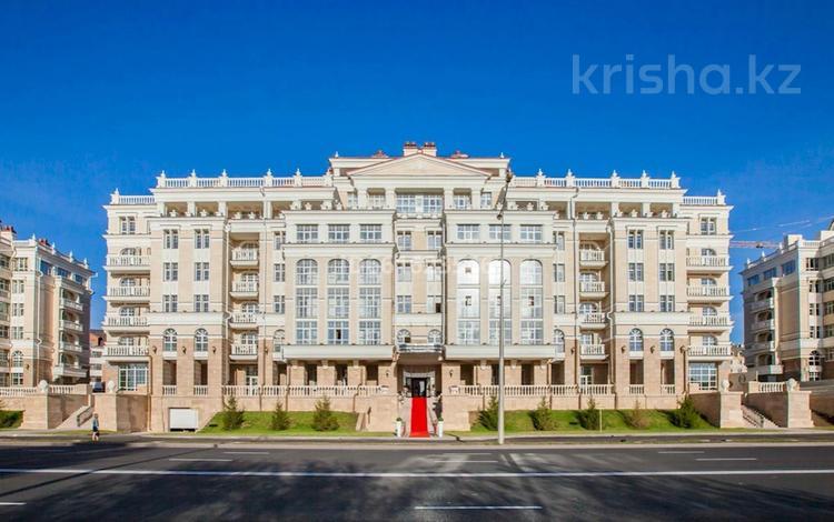 3-комнатная квартира, 100 м², 6/6 этаж, Амман 4 за 100 млн 〒 в Нур-Султане (Астана), Алматы р-н