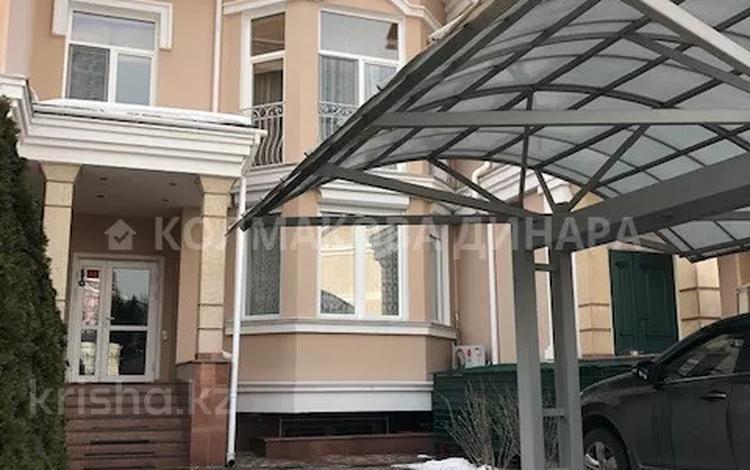 6-комнатный дом, 260 м², 4 сот., Достык за 260 млн 〒 в Алматы, Медеуский р-н