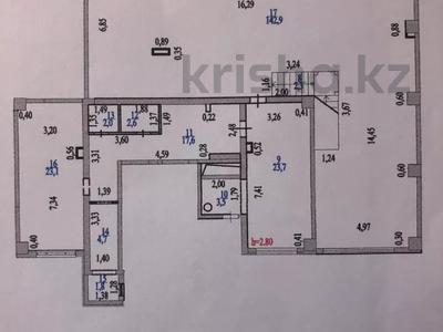 Магазин площадью 367 м², Ханов Керея и Жанибека 28 — проспект Мангилик Ел за 5 000 〒 в Нур-Султане (Астана), Есильский р-н — фото 3