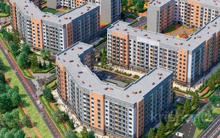 2-комнатная квартира, 62.22 м², Касым Кайсенова — Фариза Онгарсынова за ~ 21.6 млн 〒 в Нур-Султане (Астана), Есиль р-н