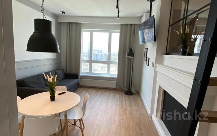 2-комнатная квартира, 49 м², 16/19 этаж, Сейфуллина за 45 млн 〒 в Алматы, Бостандыкский р-н