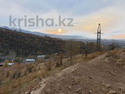 Участок 12 соток, Ремизовка за 6 млн 〒 в Алматы, Медеуский р-н