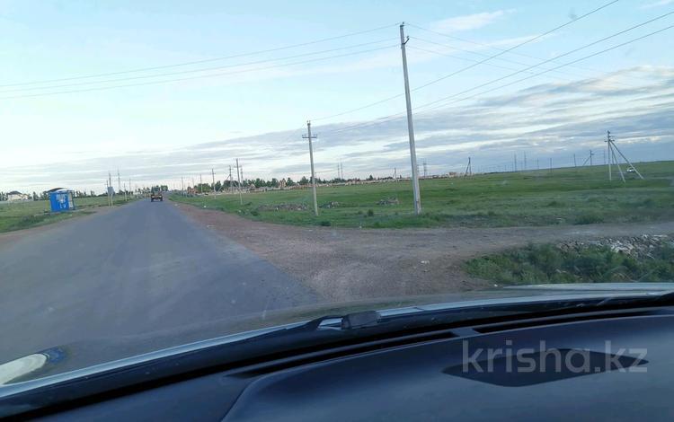 Участок 10 соток, Акан серы 1 микрорайон — Байтурсынова за 1.6 млн 〒 в Ильинке