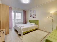 1-комнатная квартира, 45 м², 10/16 этаж по часам, Гагарина проспект 124 — Абая за 2 000 〒 в Алматы