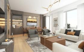 3-комнатная квартира, 122 м², 7/15 этаж, Эсеньюрт за 58 млн 〒 в Стамбуле