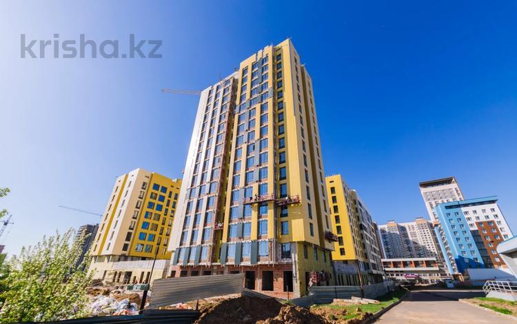 3-комнатная квартира, 93.72 м², 3/9 этаж, Орынбор за ~ 33.3 млн 〒 в Нур-Султане (Астана), Есиль р-н