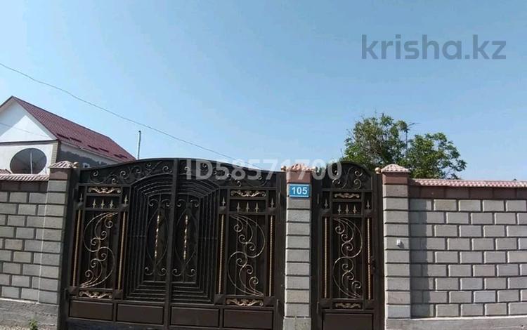 3-комнатный дом, 75 м², 7 сот., Аскарова 105 — Койгелди за 14 млн 〒 в Таразе
