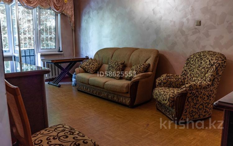 3-комнатная квартира, 58 м², 3/4 этаж, Шагабутдинова 52 за 25 млн 〒 в Алматы, Алмалинский р-н