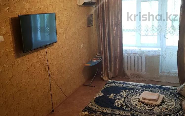 1-комнатная квартира, 30 м², 3/5 этаж посуточно, мкр Центральный 125 за 7 000 〒 в Атырау, мкр Центральный