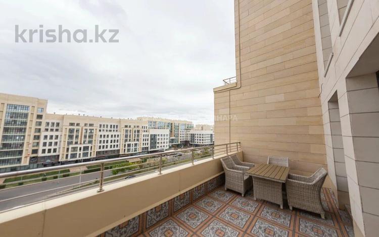3-комнатная квартира, 91.4 м², 6/7 этаж, Мангилик ел 53 — Улы дала за 40.5 млн 〒 в Нур-Султане (Астана)