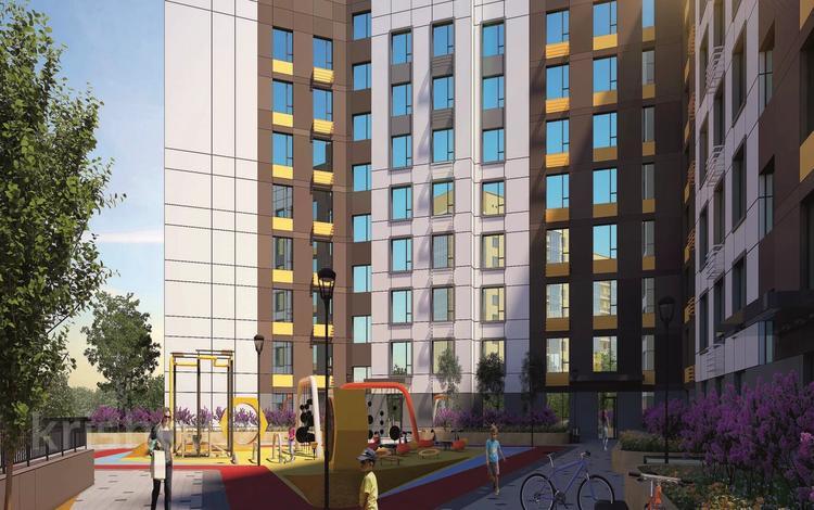 2-комнатная квартира, 57.5 м², Бейсековой — Жамбыла за ~ 15.5 млн 〒 в Нур-Султане (Астана)
