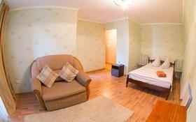 1-комнатная квартира, 35 м², 2/5 этаж посуточно, Тауелсиздик 27 за 6 000 〒 в Костанае