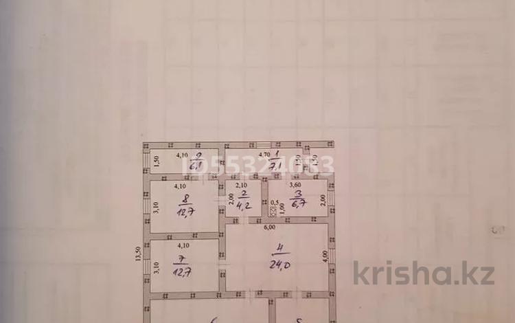 4-комнатный дом, 114.7 м², 15 сот., Отек Кулманов 16 за 14 млн 〒 в