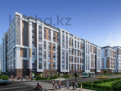 1-комнатная квартира, 38.41 м², Е755 за ~ 11.9 млн 〒 в Нур-Султане (Астана), Есиль р-н