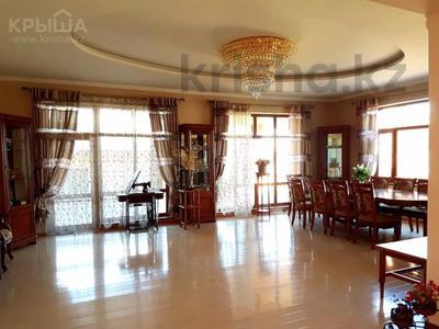8-комнатный дом, 420 м², 10 сот., Малый Самал 100 — Казиева за 85 млн 〒 в Шымкенте, Абайский р-н