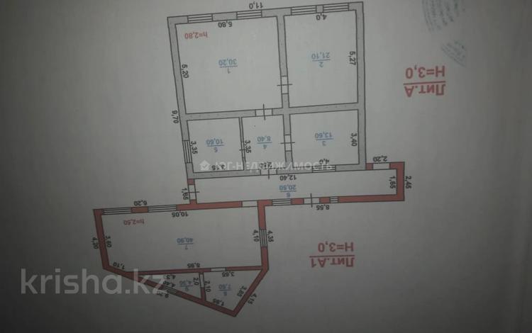 7-комнатный дом, 157 м², 5.6 сот., улица Тургенева — Хмельницкого за 14 млн 〒 в Таразе