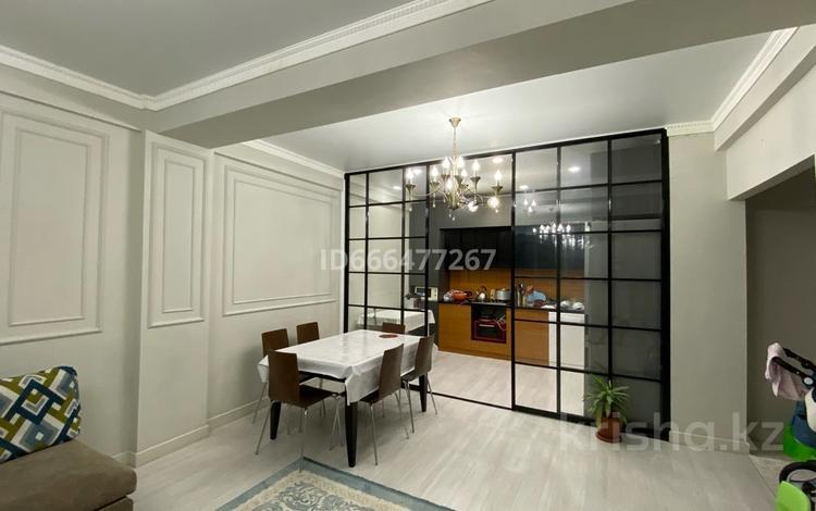3-комнатная квартира, 112 м², 6/10 этаж, мкр №2 40г за 54 млн 〒 в Алматы, Ауэзовский р-н