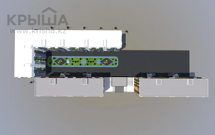 1-комнатная квартира, 55.37 м², Самал 82 за ~ 11.6 млн 〒 в Уральске