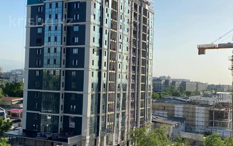 2-комнатная квартира, 46 м², 15/16 этаж, Толе би за ~ 21 млн 〒 в Алматы, Алмалинский р-н