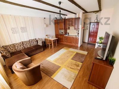 2-комнатная квартира, 75 м², 20/25 этаж посуточно, Каблукова 264 за 13 000 〒 в Алматы, Бостандыкский р-н — фото 4