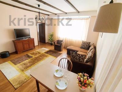 2-комнатная квартира, 75 м², 20/25 этаж посуточно, Каблукова 264 за 13 000 〒 в Алматы, Бостандыкский р-н — фото 7