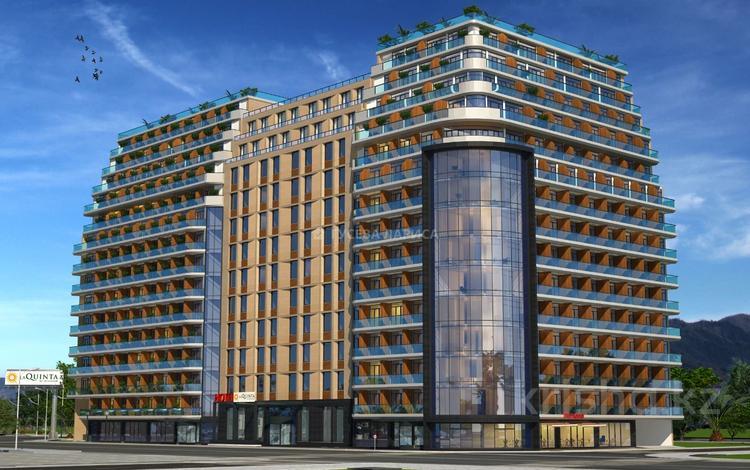 1-комнатная квартира, 30.7 м², 4/16 этаж, Адлиа 1 за 9.5 млн 〒 в Батуми