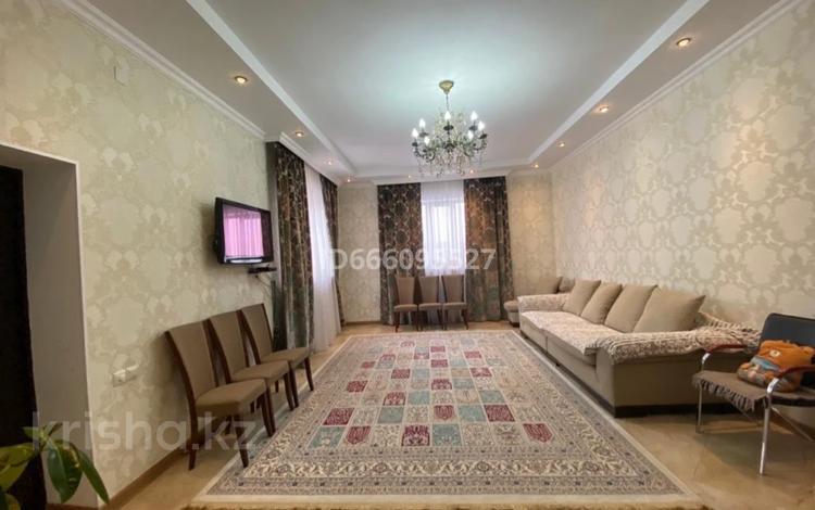 4-комнатный дом, 128.1 м², 8 сот., Рахат 90 за 28 млн 〒 в Жамбыле