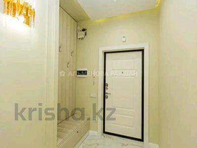 2-комнатная квартира, 72 м², 7/12 этаж, Тлендиева 133 за 51 млн 〒 в Алматы, Бостандыкский р-н