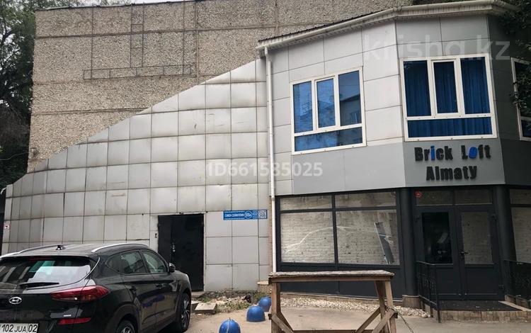 Помещение площадью 710 м², Сейфуллина 555а — Богенбай батыра за 1.8 млн 〒 в Алматы, Алмалинский р-н
