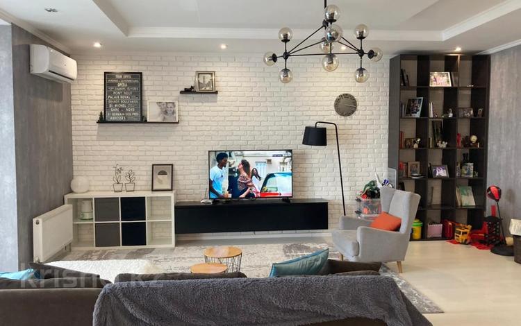 3-комнатная квартира, 126 м², 16/20 этаж, Брусиловского 163 за 62 млн 〒 в Алматы, Алмалинский р-н