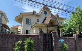 8-комнатный дом помесячно, 420 м², 6 сот., мкр Баганашыл 64 за 1 млн 〒 в Алматы, Бостандыкский р-н