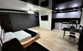 1-комнатная квартира, 30 м² по часам, Бухар жырау 48 за 1 500 〒 в Караганде, Казыбек би р-н