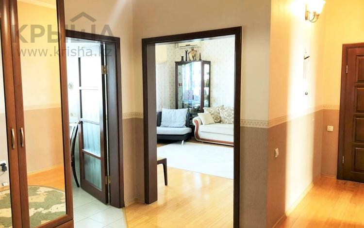 3-комнатная квартира, 88.4 м², 9/9 этаж, Абдуллиных за 42.7 млн 〒 в Алматы, Медеуский р-н