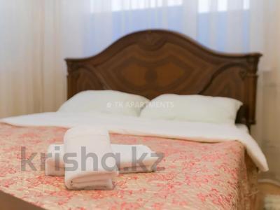 2-комнатная квартира, 60 м², 8/9 этаж посуточно, Сарайшык 9 — Акмешит за 10 000 〒 в Нур-Султане (Астане), Есильский р-н