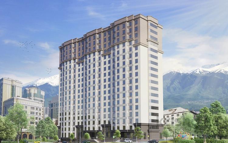 1-комнатная квартира, 60.26 м², Назарбаева 235 Б за ~ 40.1 млн 〒 в Алматы, Бостандыкский р-н