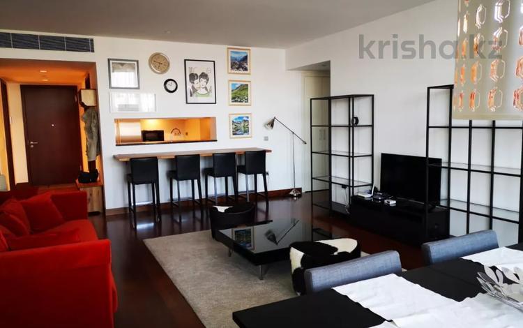 3-комнатная квартира, 120 м², 12/24 этаж помесячно, Аль-Фараби 77/3 за 1.1 млн 〒 в Алматы, Бостандыкский р-н