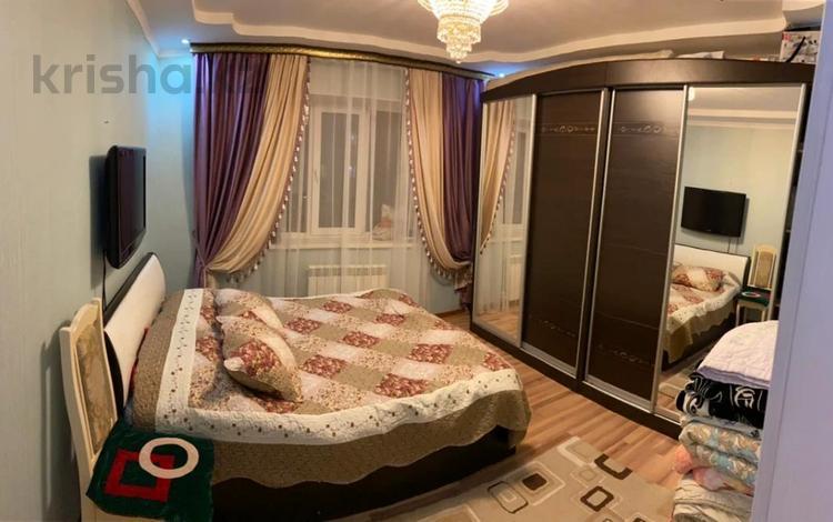 3-комнатная квартира, 105.6 м², 5/5 этаж, мкр. Батыс-2, проспект Алии Молдагуловой 56д за 21 млн 〒 в Актобе, мкр. Батыс-2