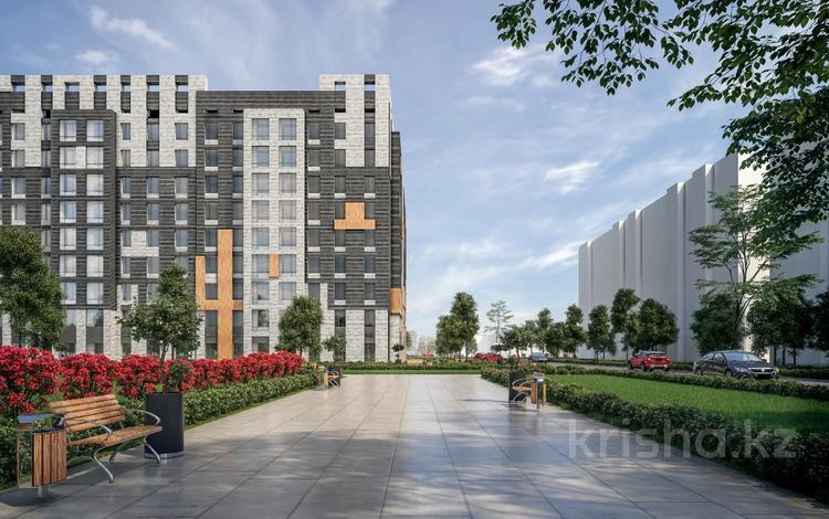 1-комнатная квартира, 35.56 м², Коргалжынское шоссе 17 за ~ 10 млн 〒 в Нур-Султане (Астана)