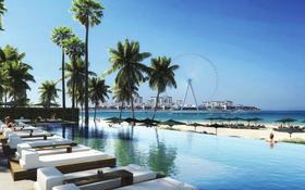3-комнатная квартира, 130 м², 3/35 этаж, Jumeirah Beach Residence за ~ 306.9 млн 〒 в Дубае