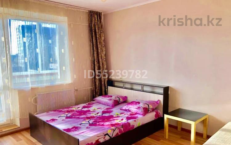 1-комнатная квартира, 45 м², 2/5 этаж посуточно, Кокшетау, Ауельбекова 74 — Новостройка за 7 000 〒