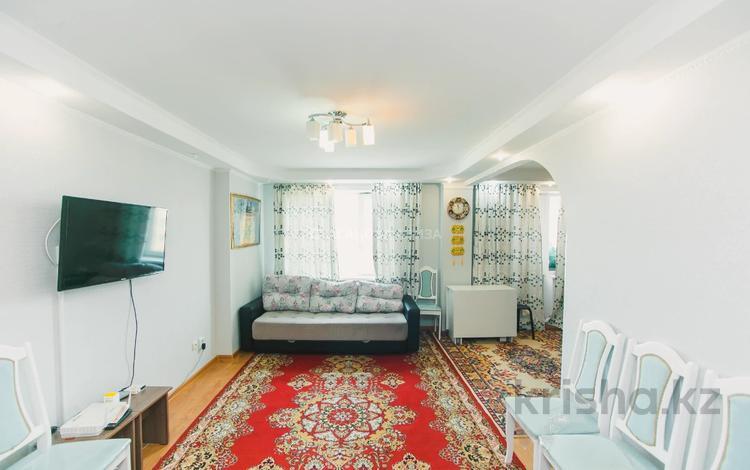3-комнатная квартира, 72 м², 10/16 этаж, Мустафина за 21 млн 〒 в Нур-Султане (Астана), Алматы р-н