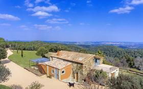 4-комнатный дом посуточно, 250 м², 10000 сот., Cruïlles, Monells i Sant Sadurní de l'Heura за 130 000 〒 в Багуре